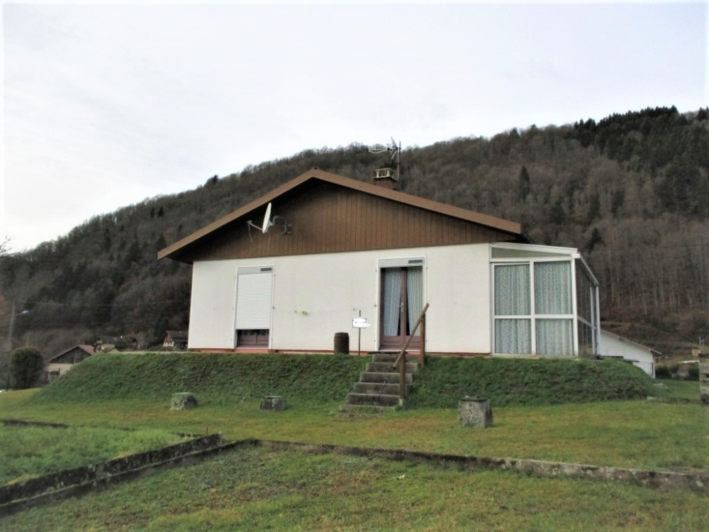 Proche La Bresse, Maison individuelle 3 chambres