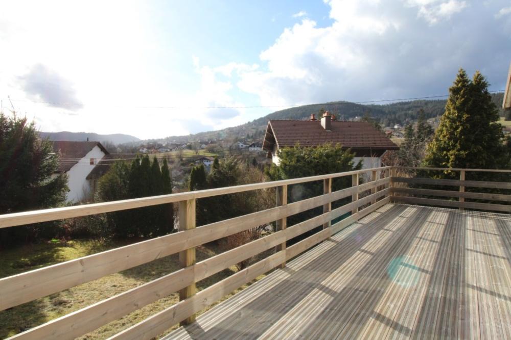 Exclusivité à Gérardmer, Maison avec Terrasse orientée plein sud