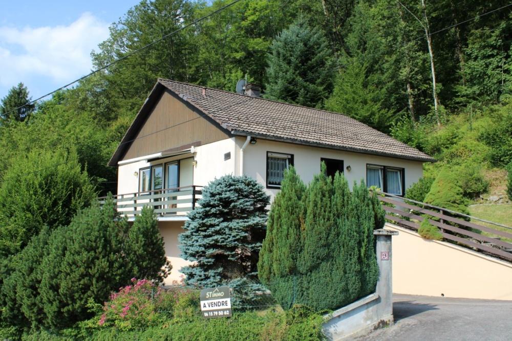 Hautes Vosges, Maison 3 chambres avec balcon Terrasse
