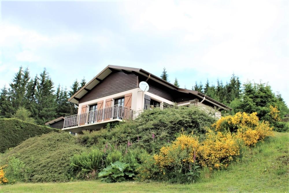 Sur les hauteurs, Maison type Chalet de montagne