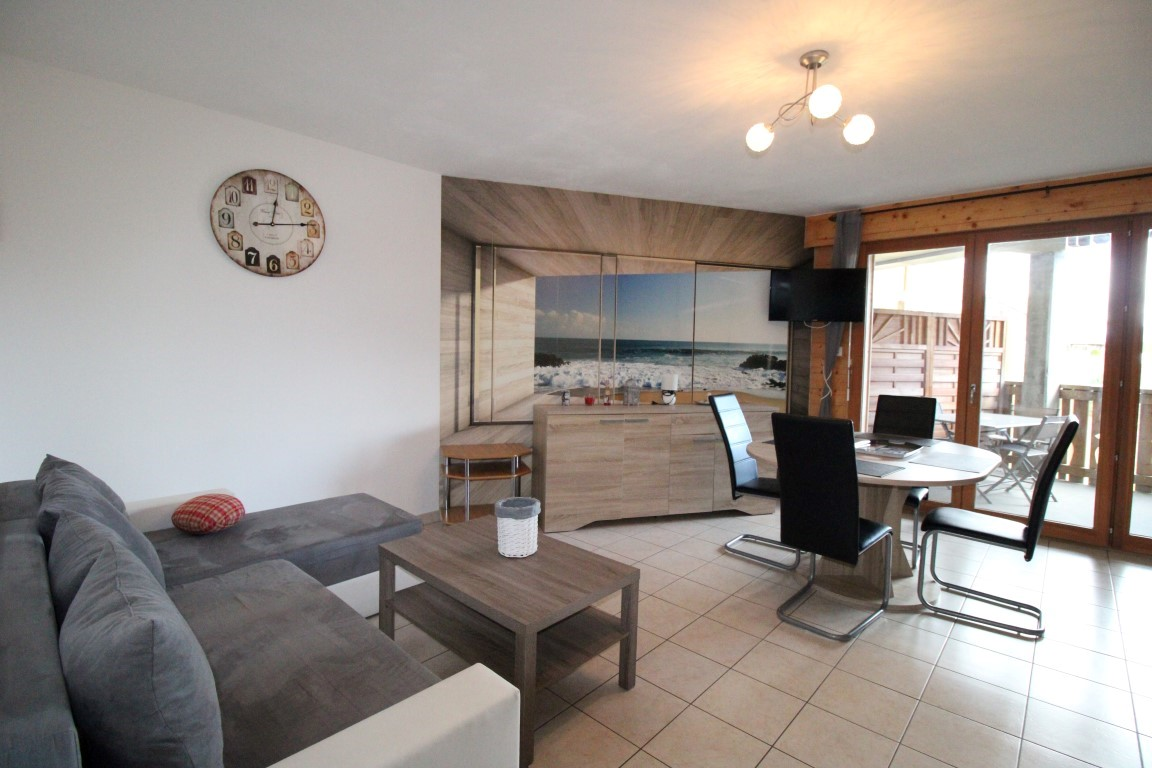 A saisir Magnifique Appartement avec Terrasse vue Lac