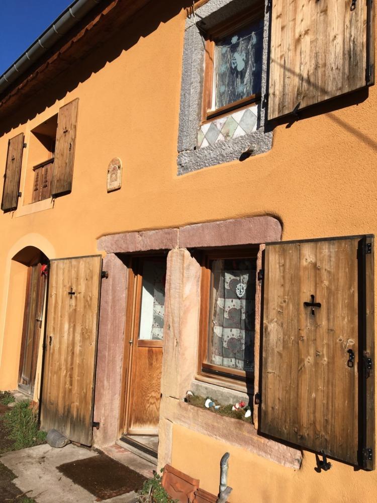 Rare !! Maison type fermette rénovée avec matériaux écologiques