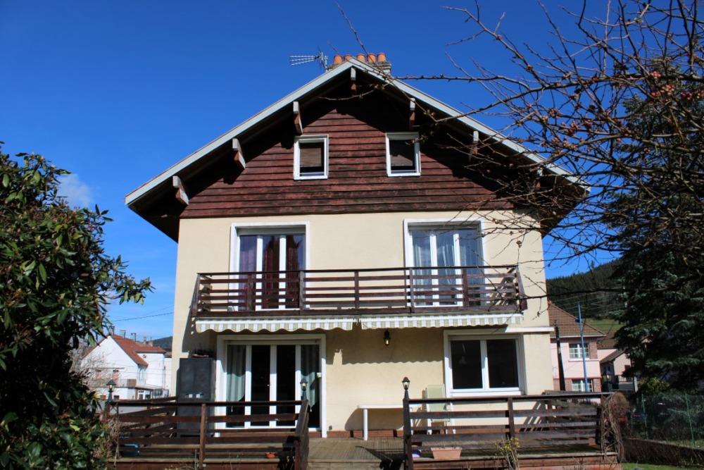 Proche des villages touristiques et domaines skiables Alsace / Vosges