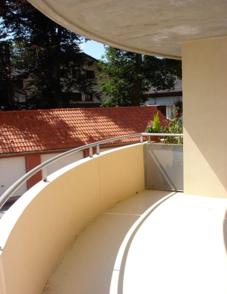GERARDMER CENTRE VILLE, Appartement F3 avec Balcon-Terrasse