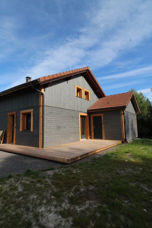 Proche Gérardmer, Magnifique Chalet 3 chambres 2 Terrasses