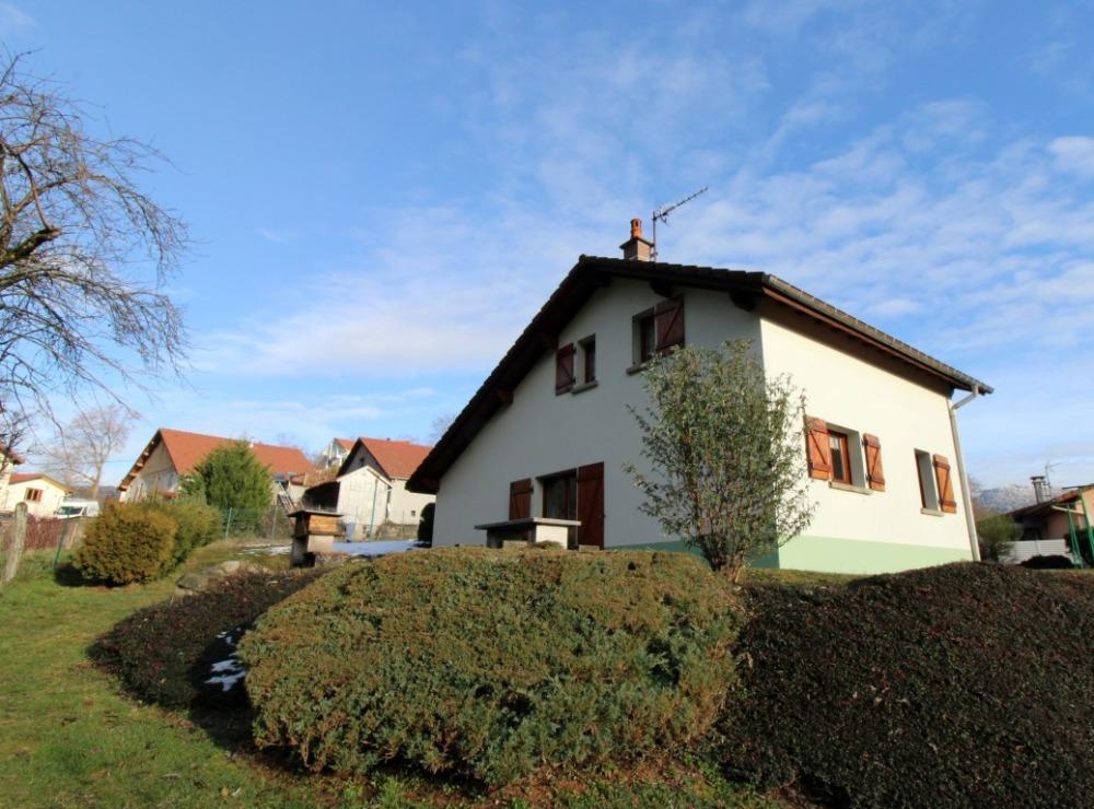 HAUTES VOSGES, Chalet individuel 74 m² 3 pièces avec Terrasse