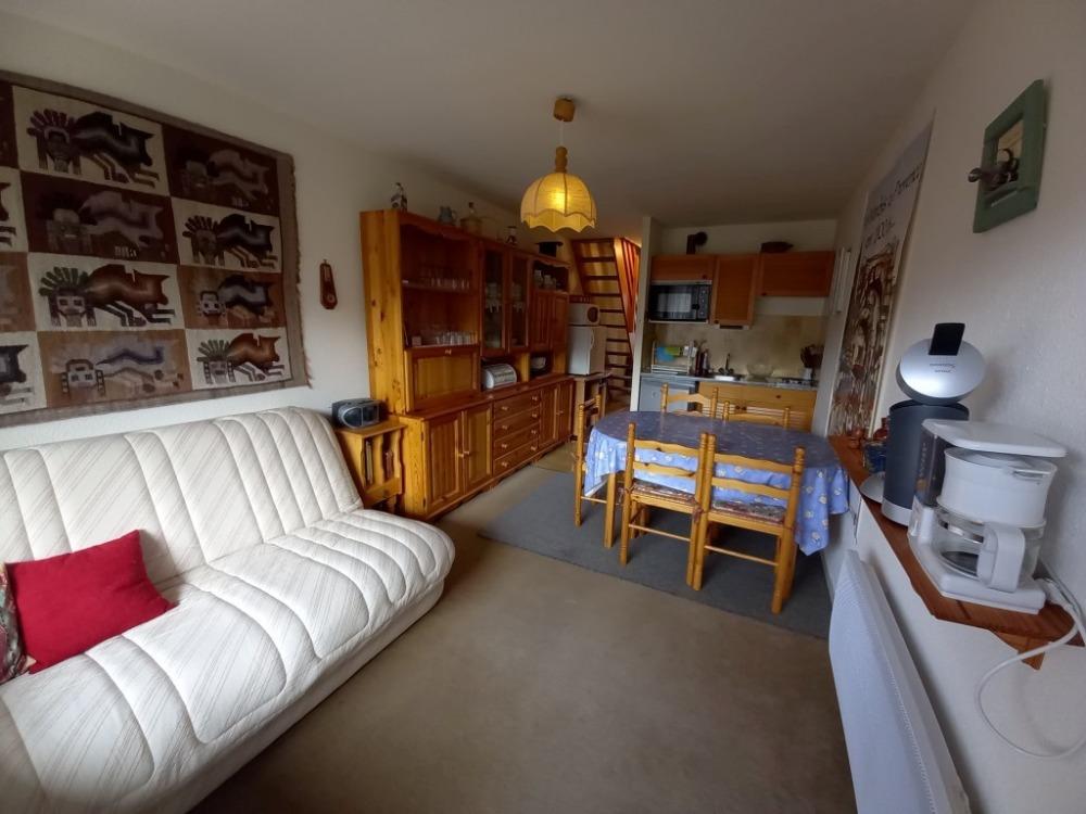 Exclusivité à Xonrupt Longemer !! Appartement Duplex 6 couchages avec Terrasse!